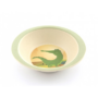 Kép 4/7 - Yuunaa bambusz gyerek étkészlet - krokodil