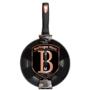 Kép 6/6 - Berlinger Haus Serpenyő levehető nyéllel, 24 cm, Black Rose Collection
