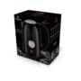 Kép 6/6 - Berlinger Haus Elektromos, termosztáttal ellátott vízforraló, 1,7L rose gold-fekete