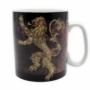 Kép 1/5 - GAME OF THRONES - bögre - 460 ml - Lannister