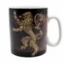 Kép 4/5 - GAME OF THRONES - bögre - 460 ml - Lannister