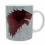 Kép 2/5 - GAME OF THRONES - bögre - 320 ml - The North remembers