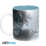 Kép 3/5 - GAME OF THRONES - bögre - 460 ml - You Know Nothing