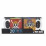 Kép 2/5 - ONE PIECE - 2 db-os mini bögre szett - 110 ml - Luffy&Nami embléma
