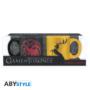 Kép 5/5 - GAME OF THRONES 2 db-os mini bögre szett 110 ml Targaryen & Baratheon
