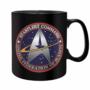 Kép 2/3 - STAR TREK - Bögre - 460 ml - Starfleet command