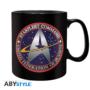 Kép 3/3 - STAR TREK - Bögre - 460 ml - Starfleet command
