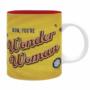 "Kép 5/5 - DC COMICS - bögre - 320 ml - ""Wonder Woman"" - subli"
