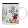 """Kép 2/5 - DISNEY - bögre - 320 ml - """"Mickey egér"""" - subli"""