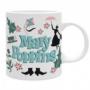 "Kép 2/5 - DISNEY - bögre - 320 ml - ""Mary Poppins""- subli -"