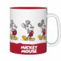Kép 4/5 - DISNEY - Mug - 460 ml - Sketch Mickey - porcl. avec boîte