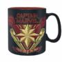 Kép 3/5 - MARVEL - bögre - 460 ml - Marvel Kapitány