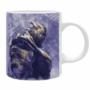 Kép 1/5 - Marvel - bögre - 320 ml - Thanos - subli -