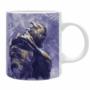 Kép 4/5 - Marvel - bögre - 320 ml - Thanos - subli -