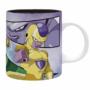 """Kép 4/5 - Dragon Ball Broly """"Broly vs Dermeszto"""" - bögre 320 ml"""