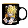 Kép 2/5 - DRAGON BALL - bögre - 320 ml - Goku & Vegeta