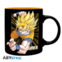 Kép 5/5 - DRAGON BALL - bögre - 320 ml - Goku & Vegeta
