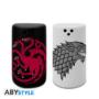 Kép 3/5 - GAME OF THRONES - Só- és borsszóró - Stark & Targaryen