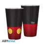 Kép 5/5 - Disney - XXL üvegpohár - 460 ml - Mickey - Matt