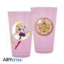 Kép 3/5 - SAILOR MOON - XXL üvegpohár - 460 ml - Sailor Moon -