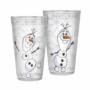 Kép 2/5 - DISNEY - XXL üvegpohár - 400 ml - Jégvarázs 2 Olaf -