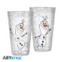 Kép 3/5 - DISNEY - XXL üvegpohár - 400 ml - Jégvarázs 2 Olaf -