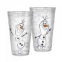 Kép 4/5 - DISNEY - XXL üvegpohár - 400 ml - Jégvarázs 2 Olaf -