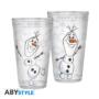 Kép 5/5 - DISNEY - XXL üvegpohár - 400 ml - Jégvarázs 2 Olaf -