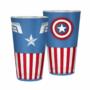 Kép 2/5 - MARVEL - XXL pohár - 400 ml - Amerika kapitány -