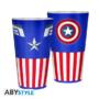 Kép 3/5 - MARVEL - XXL pohár - 400 ml - Amerika kapitány -