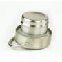 Kép 6/7 - DORAS retro termosz mozgatható füllel, 500ml, rózsaszín, rozsdamentes acél