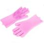 Kép 2/6 - Menő mosogató kesztyű csajsziknak - rózsaszín