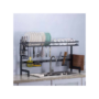 Kép 3/4 - Edényszárító mosogató fölé dupla tálcás