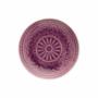 Kép 2/7 - SUMATRA tányér 21cm lila