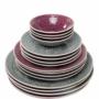 Kép 4/7 - SUMATRA tányér 21cm lila