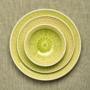 Kép 4/7 - SUMATRA tányér 21cm lime
