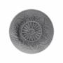 Kép 2/7 - SUMATRA tányér 25cm szürke