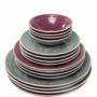 Kép 3/7 - SUMATRA tányér 25cm szürke