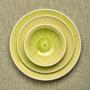 Kép 4/7 - SUMATRA tányér 25cm lime