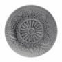 Kép 2/3 - SUMATRA tányér 31cm szürke