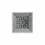 Kép 3/7 - SUMATRA tálka szögletes szürke 9x9cm