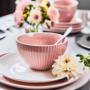 Kép 6/7 - HANAMI tál pink 420ml