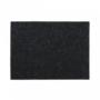 Kép 4/6 - FELTO alátét fekete 33x45cm