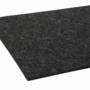 Kép 5/6 - FELTO alátét fekete 33x45cm
