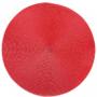 Kép 3/3 - AMBIENTE alátét piros II. kerek 38cm