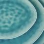 Kép 4/6 - DE LA ROYA tálaló tál 33,5x29cm kék