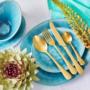 Kép 3/7 - DE LA ROYA tányér 28,7x24cm kék
