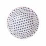 Kép 4/6 - ORNAMENTS tálka kék-fehér mintás 520ml