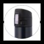 Kép 3/7 - 350 ml-es fekete színű termosz