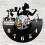 Kép 1/6 - Bakelit óra - konyhafőnök